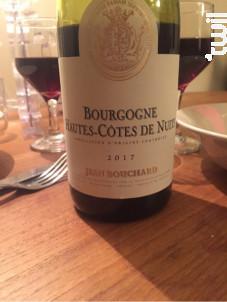Bourgogne Hautes-Côtes-de-Nuits - Jean Bouchard - 2005 - Rouge