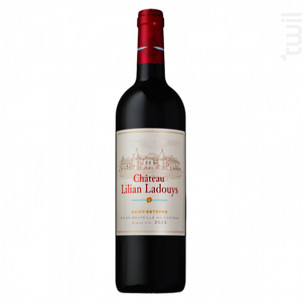 Château Lilian Ladouys - Château Lilian Ladouys - 2020 - Rouge