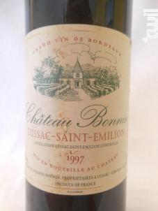 Château Bonnin - Château Bonnin - 1997 - Rouge