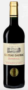 Château Daubiac - Vignobles Roland Dumas- Château Daubiac - 2017 - Rouge