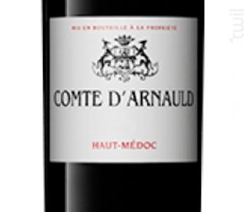Comte d'Arnauld - Vignobles de Larose - Château Larose-Trintaudon - 2012 - Rouge