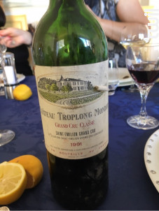 Château Troplong Mondot - Château Troplong Mondot - 1989 - Rouge