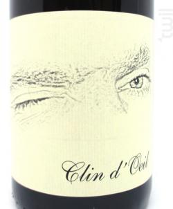 Clin d'oeil - Mas Lau - Laurent Bagnol - 2016 - Rouge