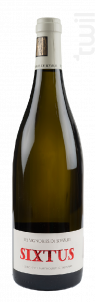 SIXTUS IGP Seyssuel - Domaine Louis Cheze - 2016 - Blanc