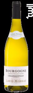 Bourgogne Blanc - Domaine Louis Moreau - 2016 - Blanc