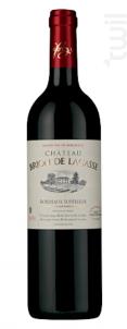 Château Brion de Lagasse - Philippe Roux - 2018 - Rouge