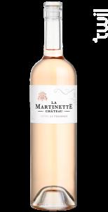 Château - Château la Martinette - 2019 - Rosé