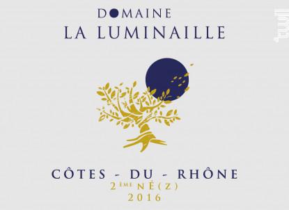 Côtes du Rhône Luminaris - Domaine la Luminaille - 2018 - Blanc