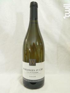 Maranges 1ier Cru la Fussière - Domaine Jean-Louis Bachelet - 2008 - Blanc