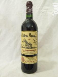 Château Pipeau - Château Pipeau - 1999 - Rouge