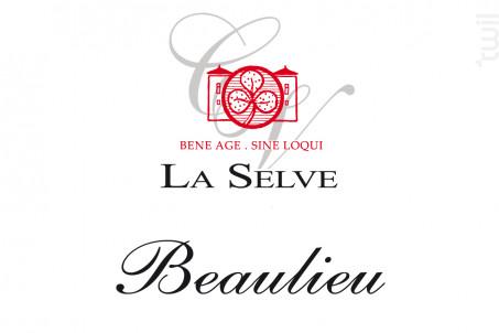 Beaulieu - Château de la Selve - 2011 - Rouge