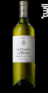 Le Dauphin d'Olivier - Château Olivier - 2017 - Blanc