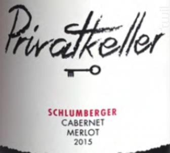 Schlumberger Privatkeller - Schlumberger - 2015 - Rouge