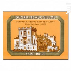Château Ducru Beaucaillou - Château Ducru-Beaucaillou - 2001 - Rouge