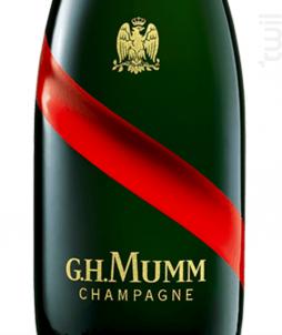 Mumm Grand Cordon - G.H. Mumm - Non millésimé - Effervescent