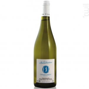 Chardonnay - Domaine des bénédictins - Non millésimé - Blanc