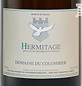 Hermitage - Domaine du Colombier - 2011 - Blanc