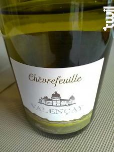 Chèvrefeuille - Francis Jourdain - 2014 - Blanc