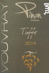 Tuffo - Domaine Michel & Damien Pinon - 2014 - Blanc