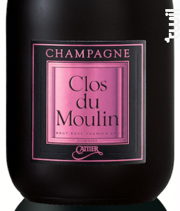Clos du Moulin Brut Rosé Multi Vintage Premier Cru - Champagne Cattier - Non millésimé - Effervescent