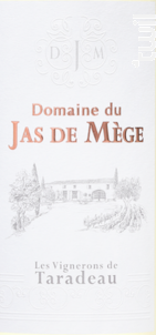 Cuvée Jas de Mège - Les Vignerons de Taradeau - 2017 - Rosé