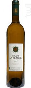 La Blaque - Domaine La Blaque - 2020 - Blanc
