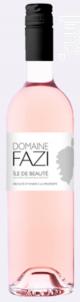 Rosé Corse - Domaine Fazi - 2018 - Rosé