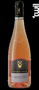 Cabernet d'Anjou - Domaine de la Bougrie - 2020 - Rosé
