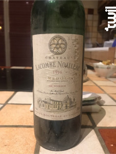 Château Lacombe Noaillac - Château Lacombe Noaillac - 1993 - Rouge