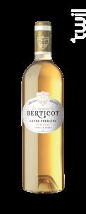 Sélection Moelleux - Berticot - 2018 - Blanc