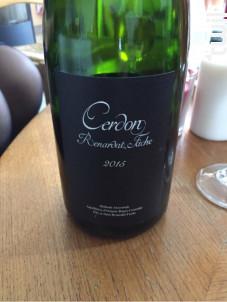 Le Cerdon - Domaine Renardat-Fache - 2016 - Effervescent