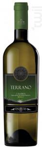 TERRANO BIANCO - CANTINA SPADAFORA - 2016 - Blanc