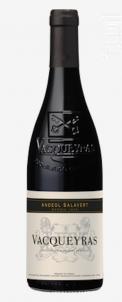 Vacqueyras - Andeol salavert - 2015 - Rouge