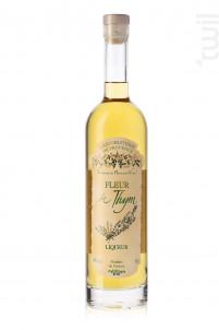 Fleur de Thym - Liquoristerie de Provence - Non millésimé - Blanc