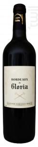 Bordeaux De Gloria - Domaines Henri Martin - Château Gloria - 2016 - Rouge