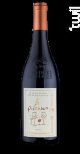 Le Pitchoun - Maison Dauvergne et Ranvier - 2016 - Rouge