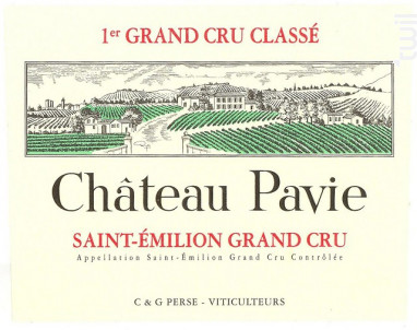 Château Pavie - Château Pavie - 2009 - Rouge