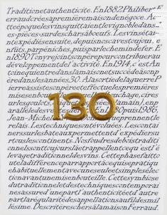 Cuvée 130 - P. Ferraud & Fils - 2018 - Blanc