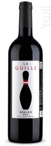 La quille - Château de Cérons - 2016 - Rouge