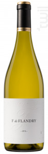 F de Flandry Chardonnay - Sieur d'Arques - 2016 - Blanc