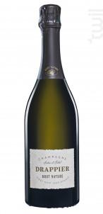 Brut Nature - Champagne Drappier - Non millésimé - Effervescent