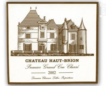 Château Haut-Brion - Domaines Clarence Dillon- Château Haut-Brion - 2006 - Rouge