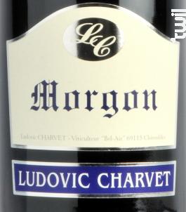 Morgon - Domaine Ludovic Charvet - 2015 - Rouge