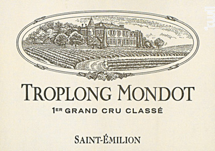 Château Troplong Mondot - Château Troplong Mondot - 2009 - Rouge