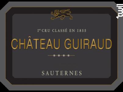 Château Guiraud - Château Guiraud - 2017 - Blanc