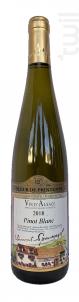 Pinot Blanc Fleur de Printemps - Domaine Vincent Spannagel - 2018 - Blanc