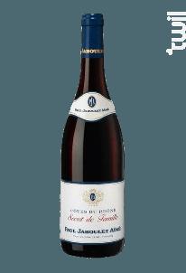 Secret de Famille - Syrah - Paul Jaboulet Aîné - 2017 - Rouge