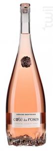 Côte des Roses - Maison Gérard Bertrand - Tendances - 2018 - Rosé