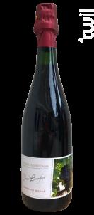 Ambonnay Rouge Grand Cru - Champagne Claude Beaufort - Non millésimé - Rouge