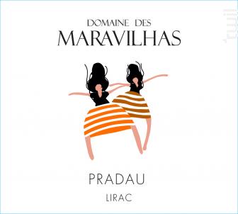 Pradau - Domaine des Maravilhas - 2017 - Blanc